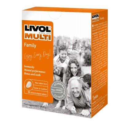 LIVOL MULTI VISAI ĢIMENEI N90
